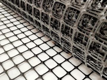 聚丙烯双向土工格栅_钢塑土工格栅_塑料土工格栅厂家