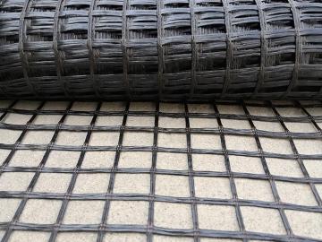 玻璃纤维土工格栅多少钱一平方_玻纤土工格栅_土工格栅双向