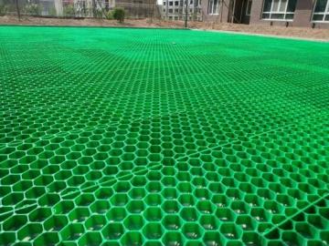 塑料草坪格