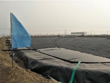 高密度聚乙烯土工膜用于生活垃圾填埋场防渗,固废填埋防渗工程
