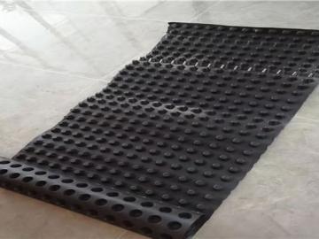 排水板怎么铺设?塑料排水板的用途?