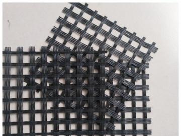 玻璃纤维土工格栅施工方法