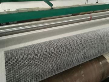 膨润土防水毯施工工艺流程