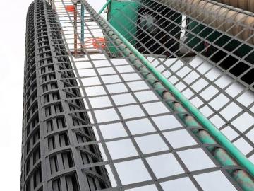 钢塑土工格栅生产厂家、钢塑双向土工格栅批发