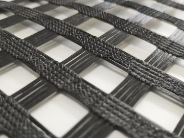 玻璃纤维土工格栅产品规格及性能参数
