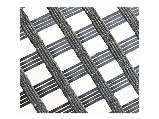 涤纶土工格栅加筋混凝土路面的要求及铺设的工序?