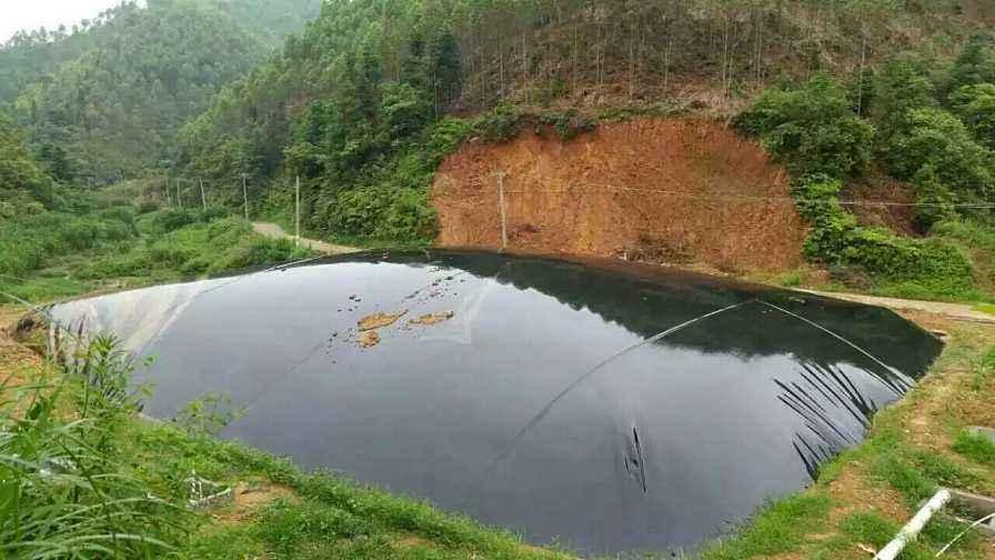 水产养殖防渗土工膜