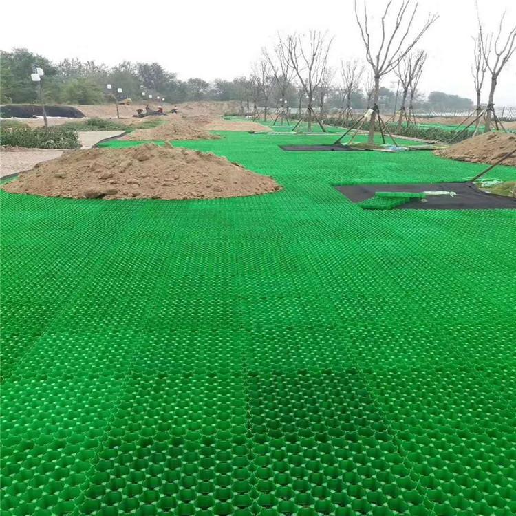 塑料植草格技术应用